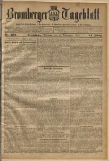 Bromberger Tageblatt. J. 34, 1910, nr 292