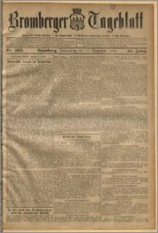 Bromberger Tageblatt. J. 34, 1910, nr 293