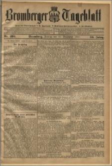 Bromberger Tageblatt. J. 34, 1910, nr 294