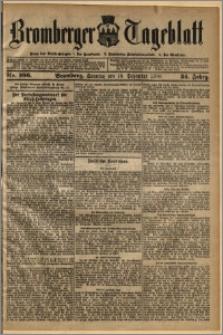 Bromberger Tageblatt. J. 34, 1910, nr 296