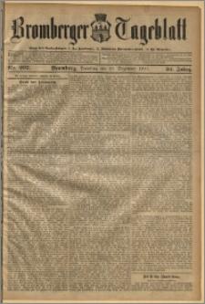 Bromberger Tageblatt. J. 34, 1910, nr 297
