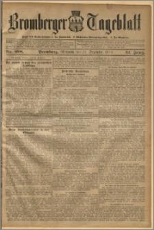 Bromberger Tageblatt. J. 34, 1910, nr 298