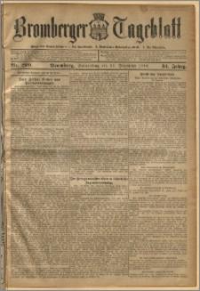 Bromberger Tageblatt. J. 34, 1910, nr 299