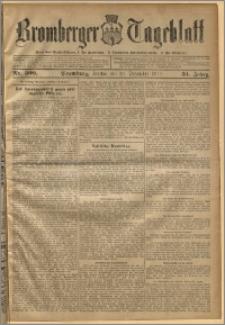 Bromberger Tageblatt. J. 34, 1910, nr 300