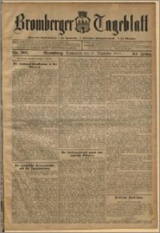Bromberger Tageblatt. J. 34, 1910, nr 301