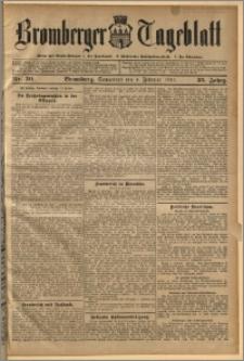 Bromberger Tageblatt. J. 35, 1911, nr 30