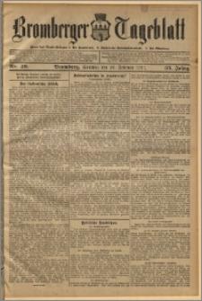 Bromberger Tageblatt. J. 35, 1911, nr 49