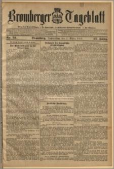 Bromberger Tageblatt. J. 35, 1911, nr 52