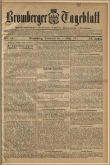 Bromberger Tageblatt. J. 35, 1911, nr 54