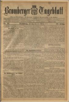Bromberger Tageblatt. J. 35, 1911, nr 71