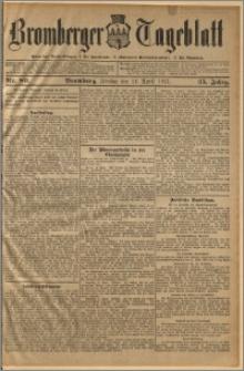 Bromberger Tageblatt. J. 35, 1911, nr 89