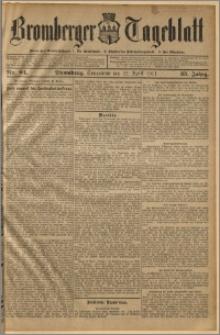 Bromberger Tageblatt. J. 35, 1911, nr 94