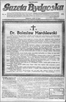 Gazeta Bydgoska 1922.07.14 R.1 nr 11