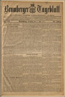 Bromberger Tageblatt. J. 35, 1911, nr 153
