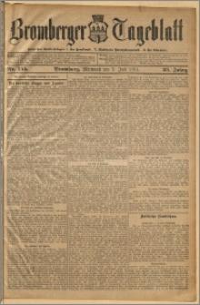 Bromberger Tageblatt. J. 35, 1911, nr 155