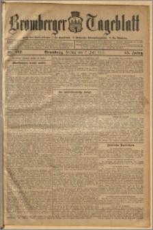 Bromberger Tageblatt. J. 35, 1911, nr 157