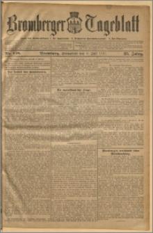 Bromberger Tageblatt. J. 35, 1911, nr 158