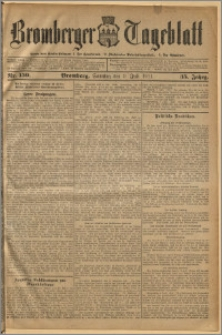 Bromberger Tageblatt. J. 35, 1911, nr 159