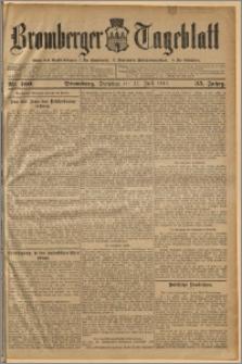 Bromberger Tageblatt. J. 35, 1911, nr 160