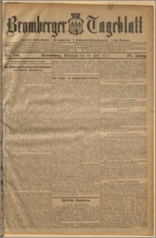 Bromberger Tageblatt. J. 35, 1911, nr 161