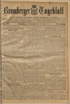 Bromberger Tageblatt. J. 35, 1911, nr 162