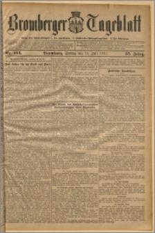 Bromberger Tageblatt. J. 35, 1911, nr 163