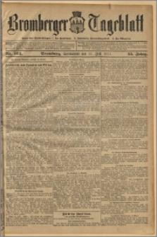 Bromberger Tageblatt. J. 35, 1911, nr 164