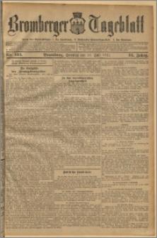 Bromberger Tageblatt. J. 35, 1911, nr 165