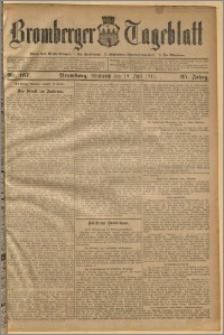 Bromberger Tageblatt. J. 35, 1911, nr 167