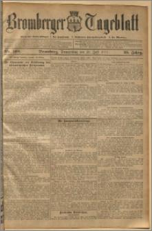 Bromberger Tageblatt. J. 35, 1911, nr 168