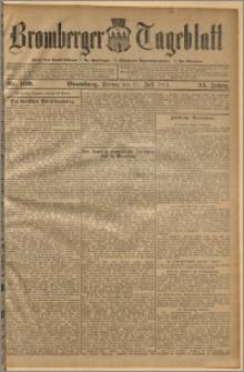 Bromberger Tageblatt. J. 35, 1911, nr 169
