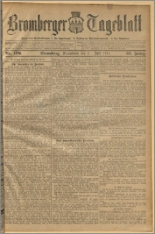 Bromberger Tageblatt. J. 35, 1911, nr 170