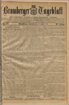 Bromberger Tageblatt. J. 35, 1911, nr 171