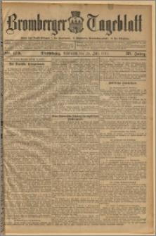 Bromberger Tageblatt. J. 35, 1911, nr 173