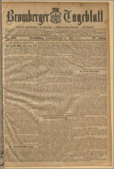 Bromberger Tageblatt. J. 35, 1911, nr 174