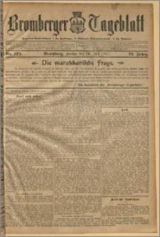 Bromberger Tageblatt. J. 35, 1911, nr 175