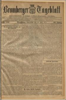 Bromberger Tageblatt. J. 35, 1911, nr 176