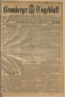 Bromberger Tageblatt. J. 35, 1911, nr 180