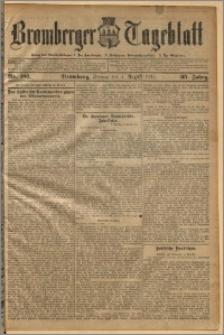 Bromberger Tageblatt. J. 35, 1911, nr 181