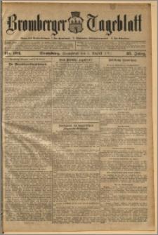 Bromberger Tageblatt. J. 35, 1911, nr 182