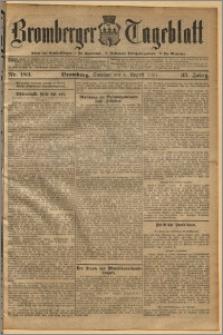 Bromberger Tageblatt. J. 35, 1911, nr 183