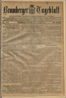Bromberger Tageblatt. J. 35, 1911, nr 184