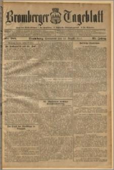 Bromberger Tageblatt. J. 35, 1911, nr 188