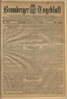 Bromberger Tageblatt. J. 35, 1911, nr 189
