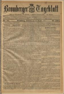 Bromberger Tageblatt. J. 35, 1911, nr 191