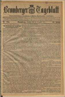 Bromberger Tageblatt. J. 35, 1911, nr 193