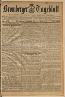 Bromberger Tageblatt. J. 35, 1911, nr 194