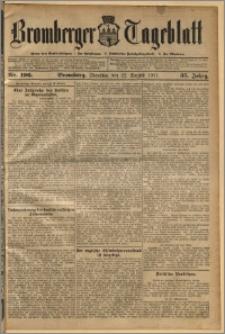 Bromberger Tageblatt. J. 35, 1911, nr 196