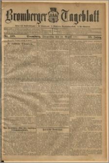 Bromberger Tageblatt. J. 35, 1911, nr 198