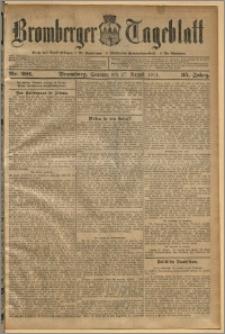 Bromberger Tageblatt. J. 35, 1911, nr 201